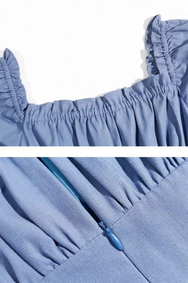 THE MOODSS Christina Mini Dress-6