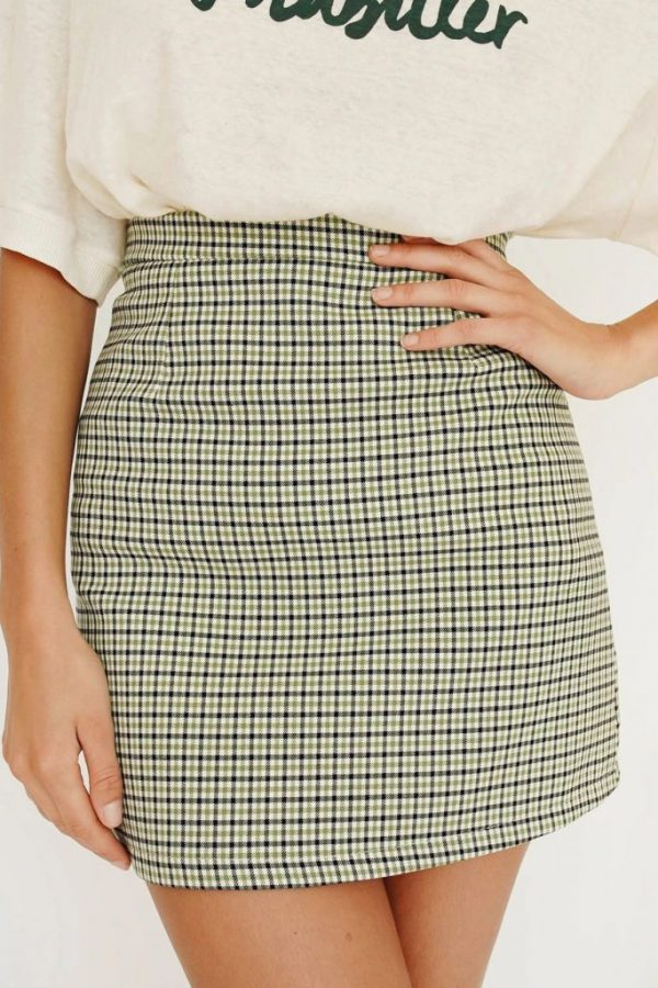 THE MOODSS Gage Skirt-1
