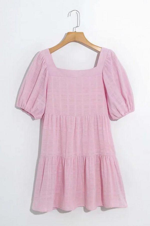 THE MOODSS Goldie Mini Dress-1