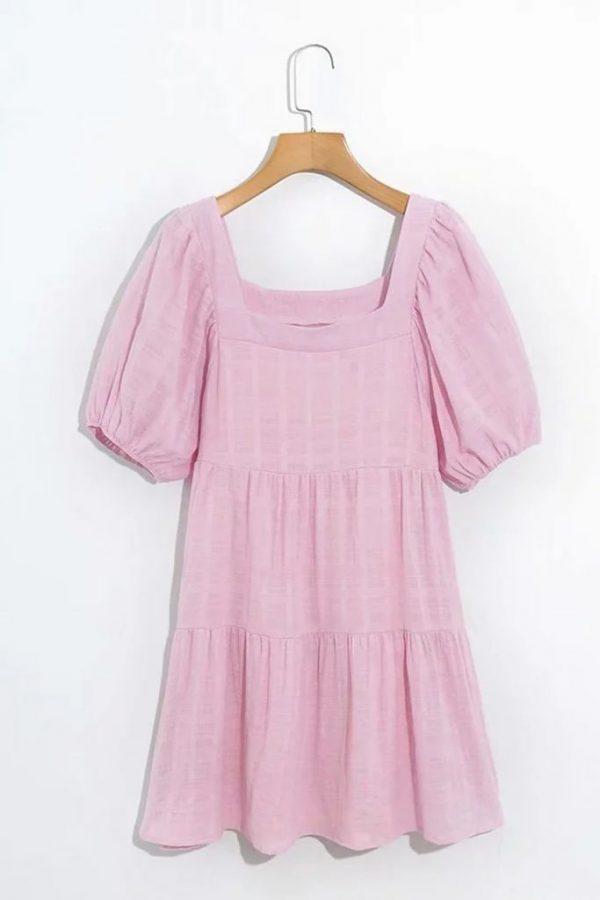 THE MOODSS Goldie Mini Dress-2