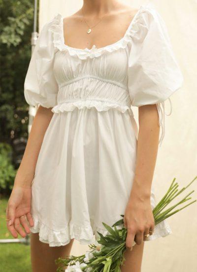 THE MOODSS Tamara Mini Dress-1