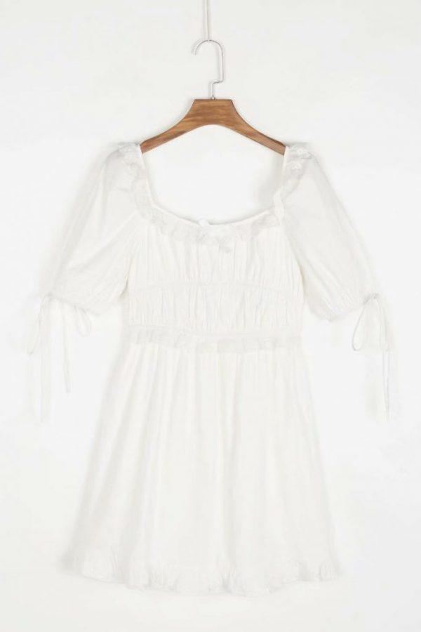 THE MOODSS Tamara Mini Dress-11