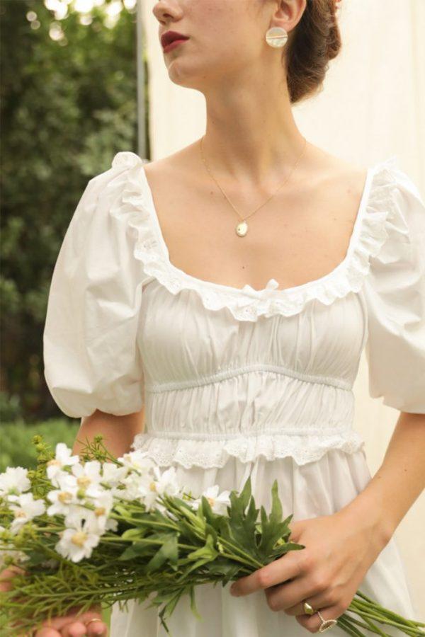 THE MOODSS Tamara Mini Dress-2