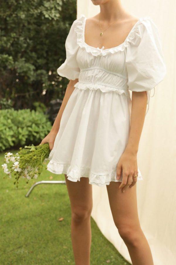 THE MOODSS Tamara Mini Dress-3