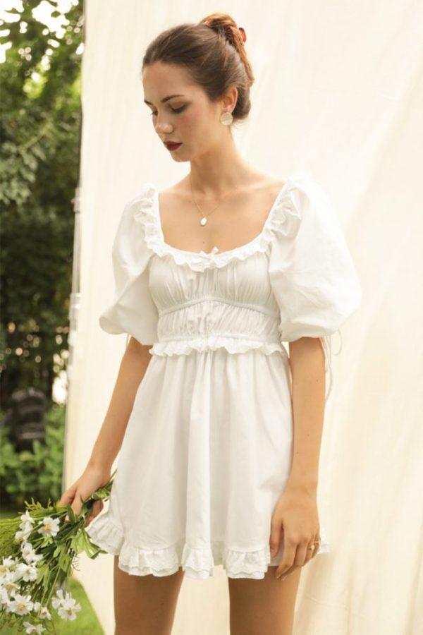 THE MOODSS Tamara Mini Dress-4