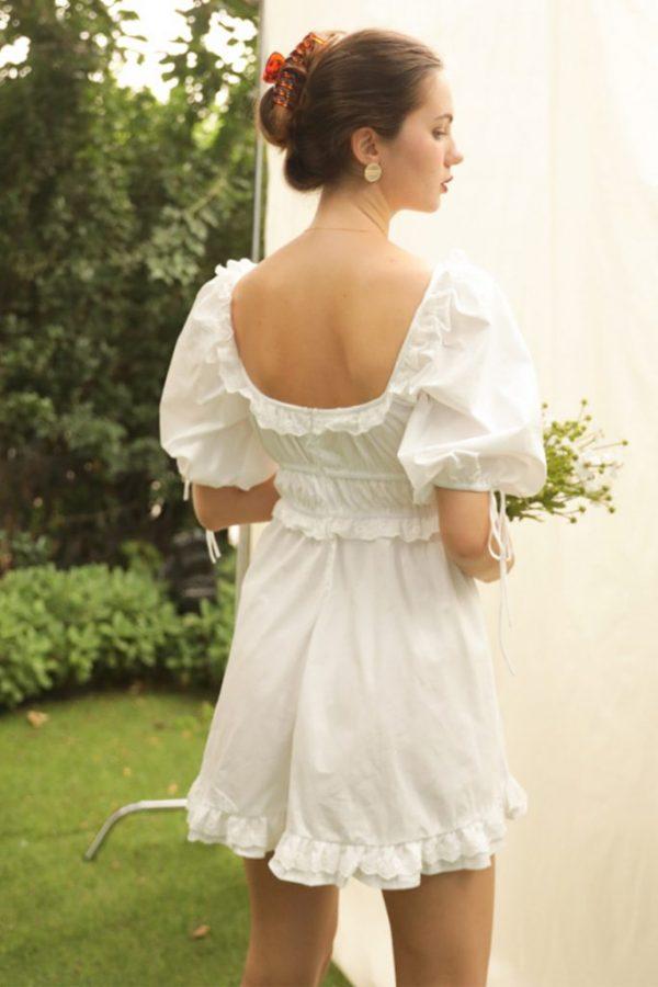 THE MOODSS Tamara Mini Dress-5