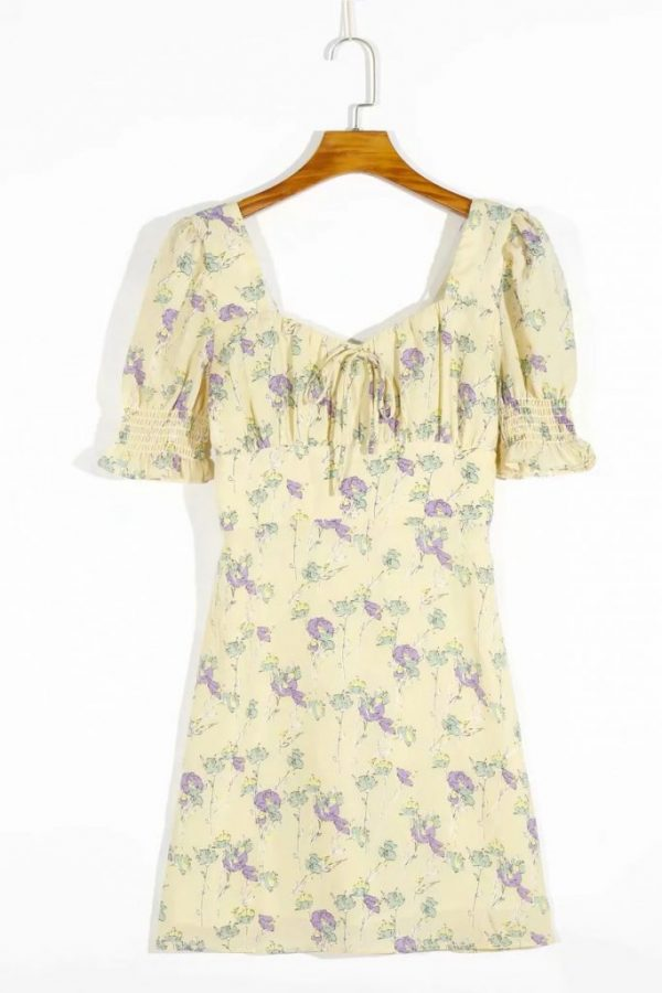 THE MOODSS Waverly Mini Dress-3
