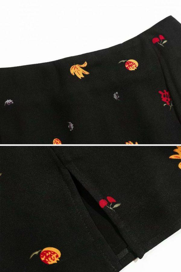 THE MOODSS Alexa Skirt-2