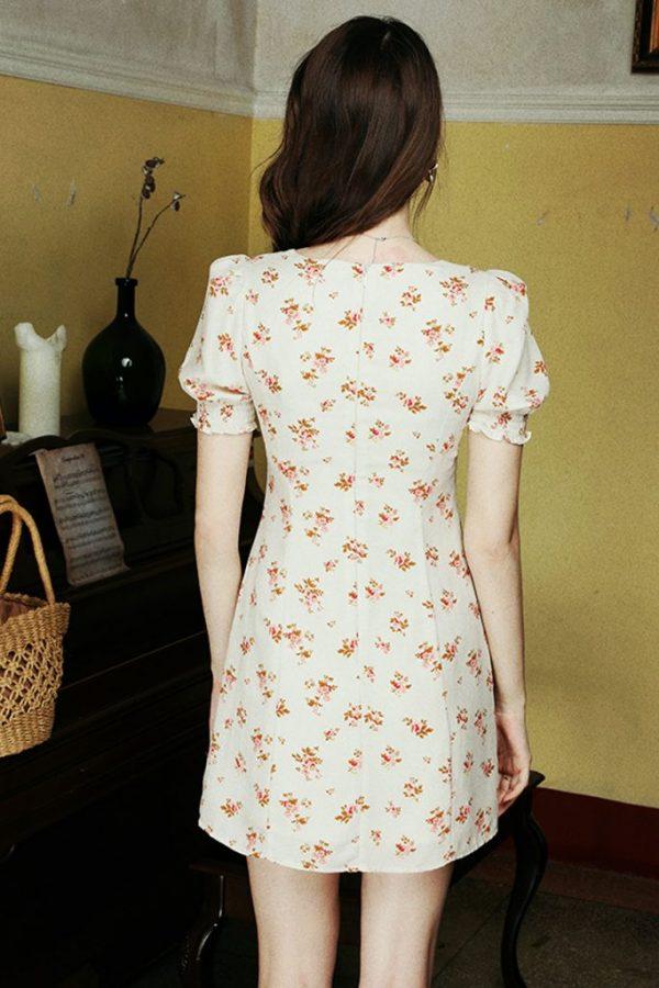 THE MOODSS Artemis Mini Dress-4