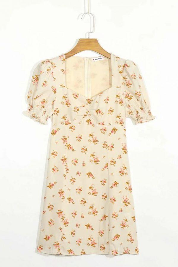 THE MOODSS Artemis Mini Dress-5