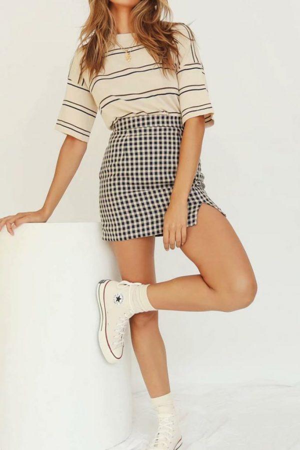 THE MOODSS Barrett Skirt-4