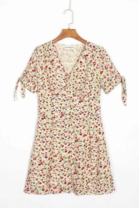 THE MOODSS Bree Mini Dress-1