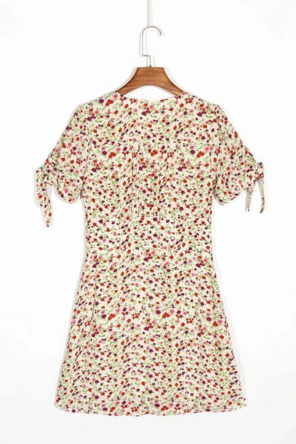 THE MOODSS Bree Mini Dress-2