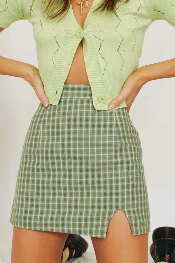 THE MOODSS Josie Skirt-11