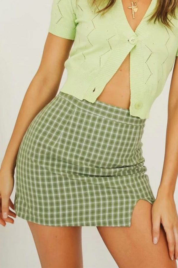 THE MOODSS Josie Skirt-12