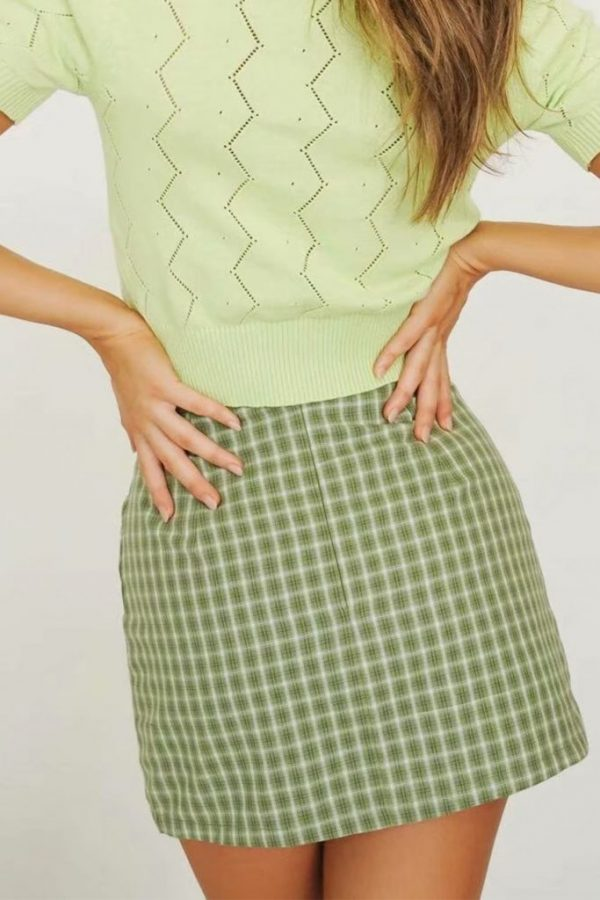THE MOODSS Josie Skirt-13