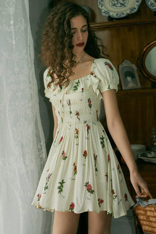 THE MOODSS Laszlo Mini Dress-2