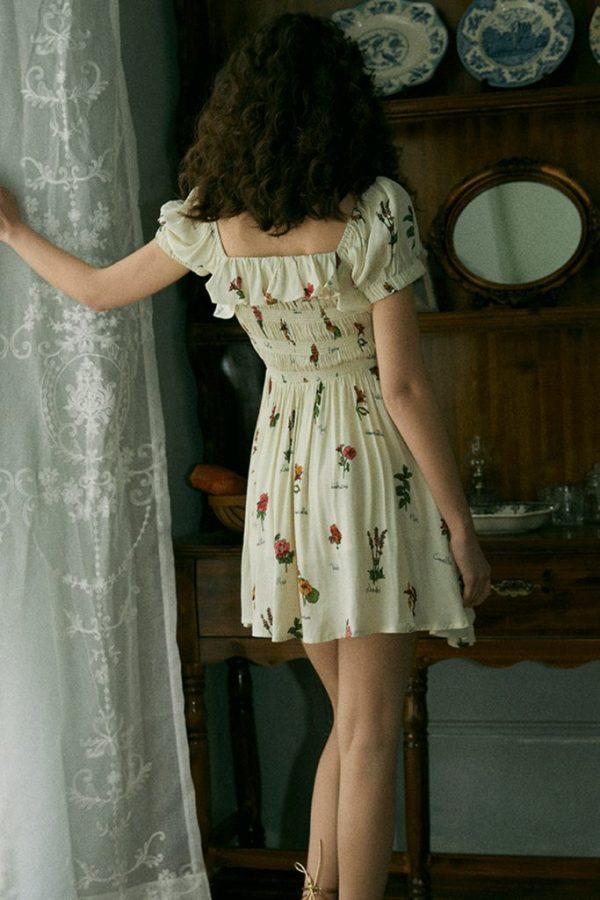 THE MOODSS Laszlo Mini Dress-3