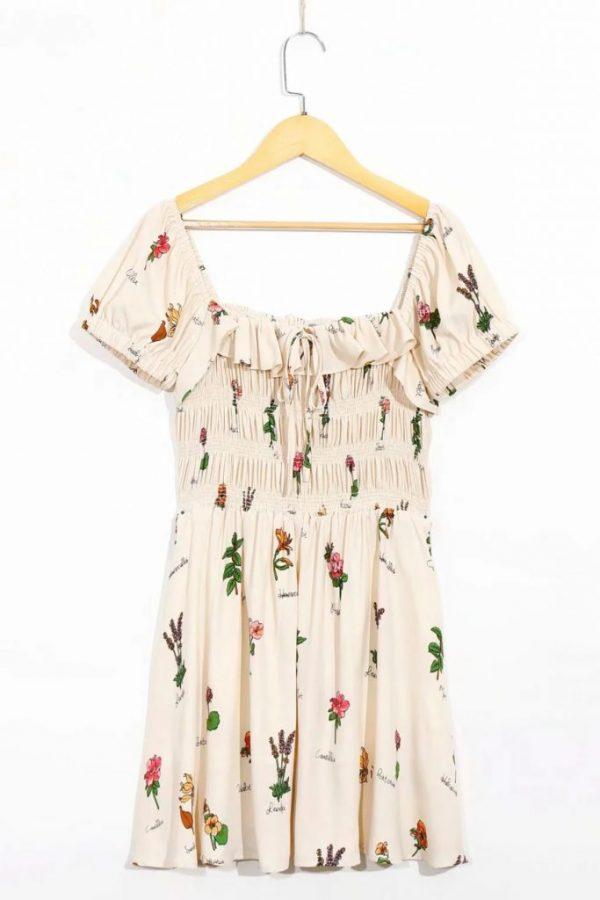 THE MOODSS Laszlo Mini Dress-4