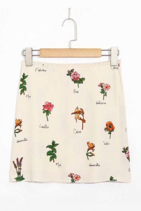 THE MOODSS Laszlo Skirt-1