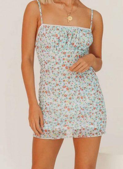 THE MOODSS Tabitha Mini Dress-1