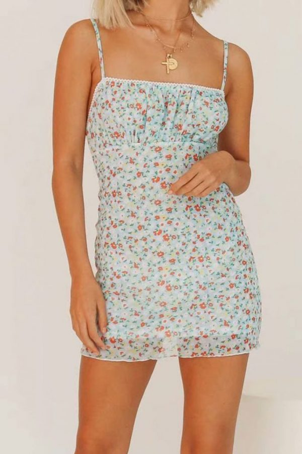 THE MOODSS Tabitha Mini Dress-1