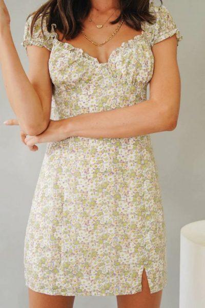 Calliope Mini Dress