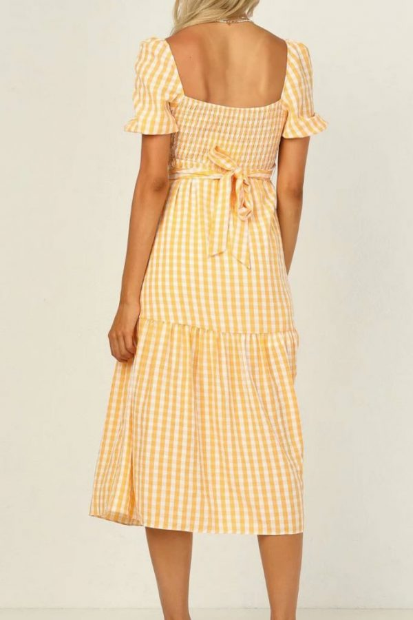 THE MOODSS Cecilia Midi Dress-2