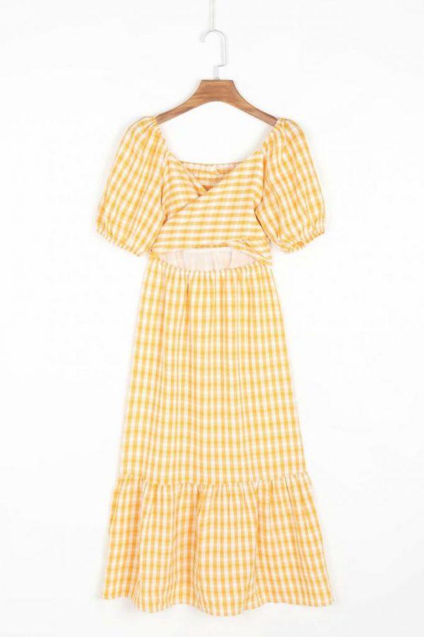THE MOODSS Cecilia Midi Dress-3
