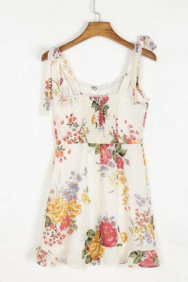 THE MOODSS Clementine Mini Dress-2