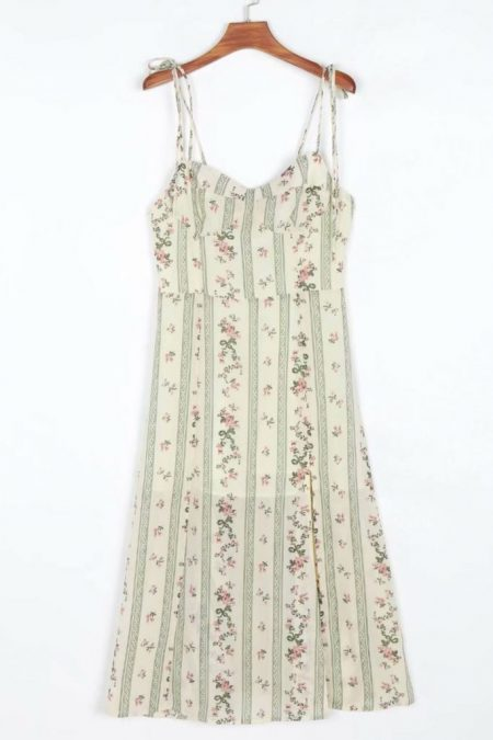 THE MOODSS Eira Midi Dress-1