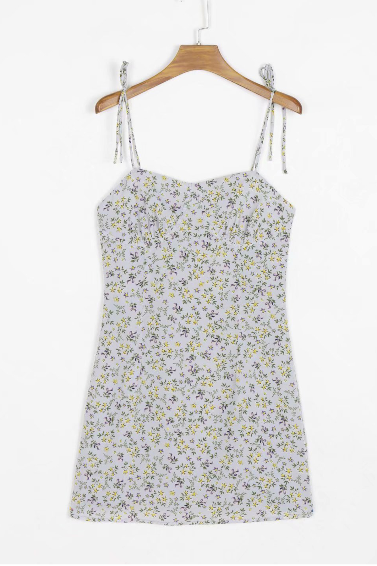 THE MOODSS Hadley Mini Dress-1