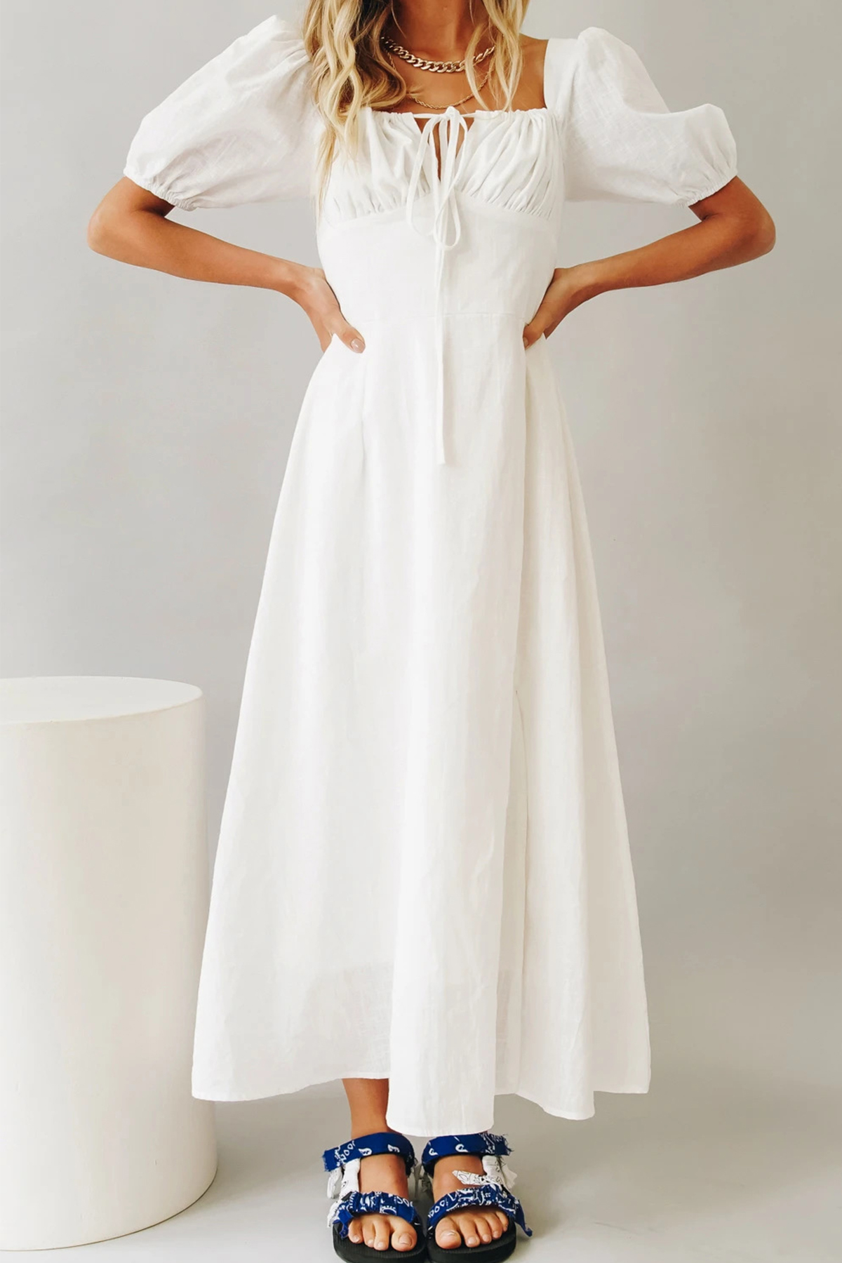 THE MOODSS Harper Maxi Dress-6