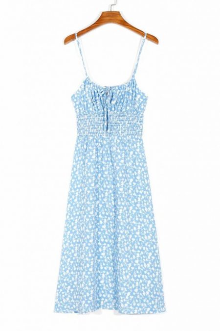 THE MOODSS Jezebel Midi Dress-1