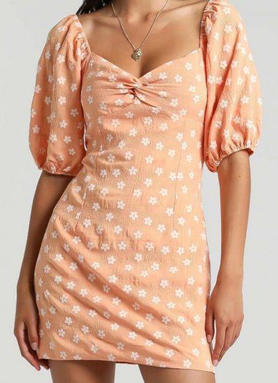 THE MOODSS Penelope Mini Dress-1