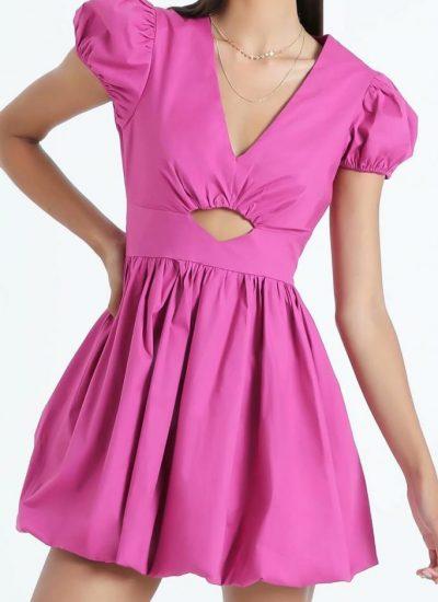 THE MOODSS Quinn Mini Dress-1