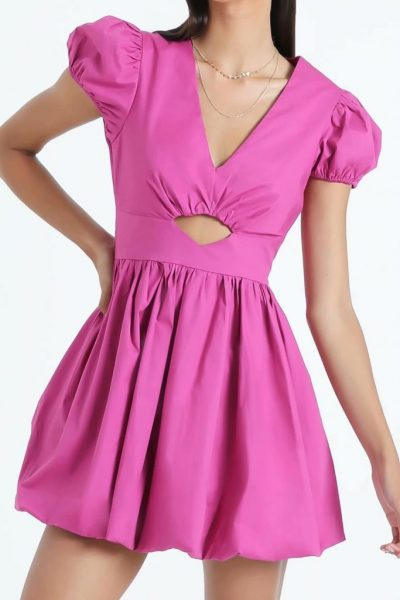 Quinn Mini Dress in 2 Colors