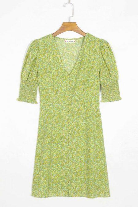 THE MOODSS Rafferty Mini Dress-1