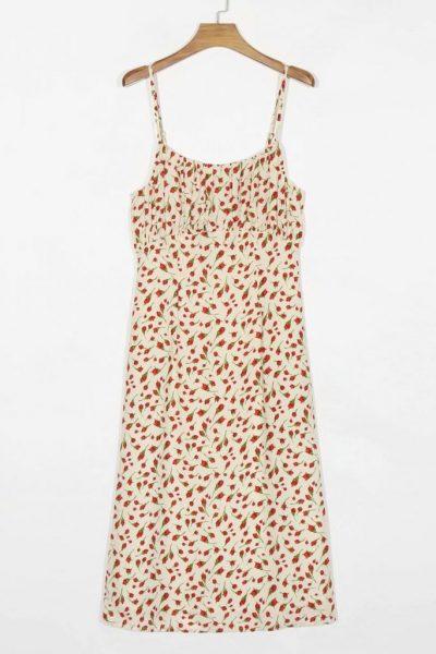 Saskia Midi Dress
