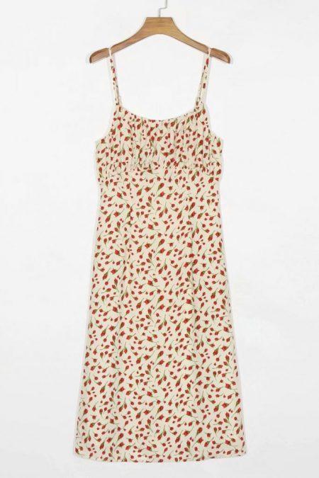 THE MOODSS Saskia Midi Dress-1