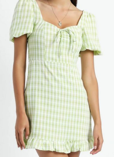 THE MOODSS Sloane Mini Dress-1