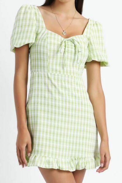 Sloane Mini Dress in 2 Colors