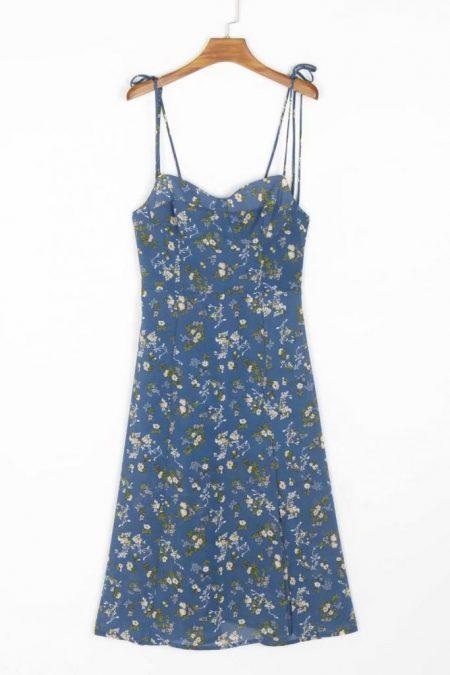 THE MOODSS Soleil Midi Dress-1