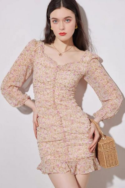 Sylvie Mini Dress