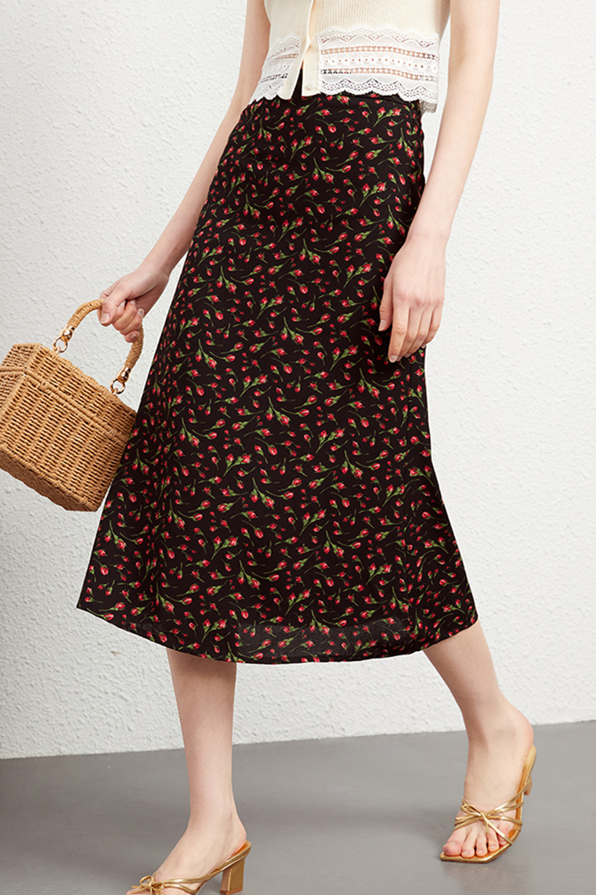 THE MOODSS Aisling Skirt-1