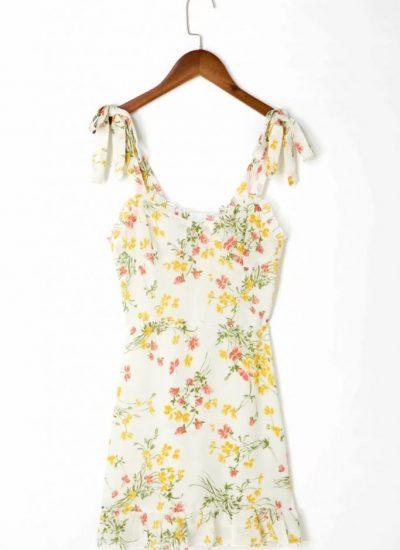 THE MOODSS Hendrix Mini Dress-1