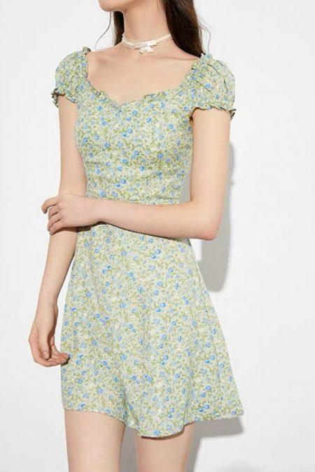 THE MOODSS Paxton Mini Dress-1
