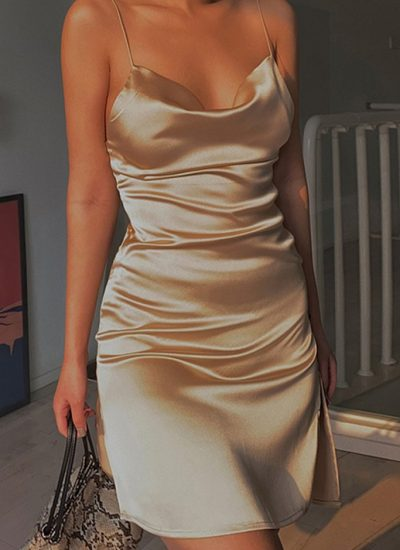 THE MOODSS Virgil Mini Dress-1