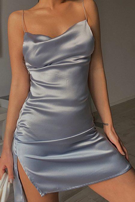 THE MOODSS Virgil Mini Dress-4