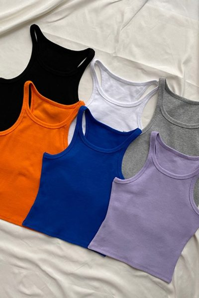 Gia Top In 6 Colors